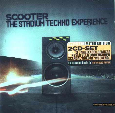 The Stadium Techno Experience - Special Limited edition