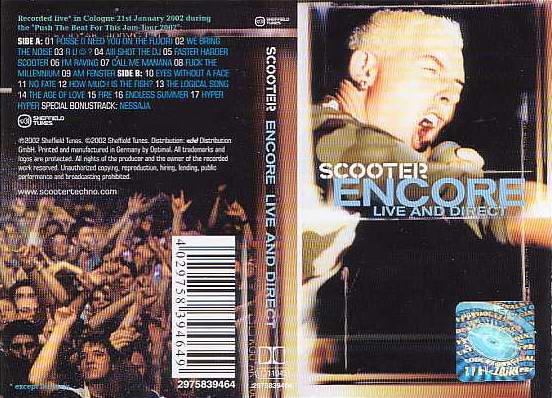 Encore! от francesco pepicelli - год выпуска 2002